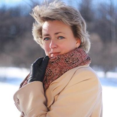 Экскурсовод Наталья Крылова