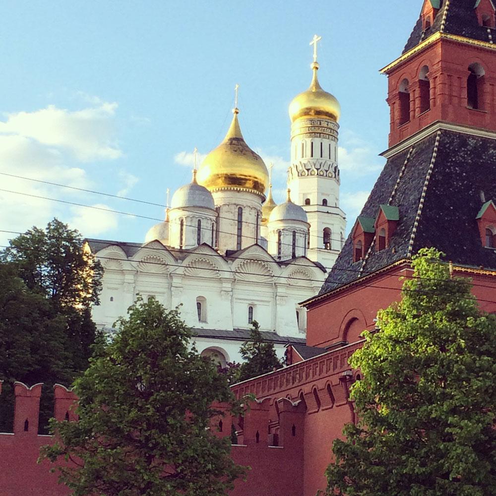 «Я вовсе не люблю Москвы»: Екатерина II о первопрестольной