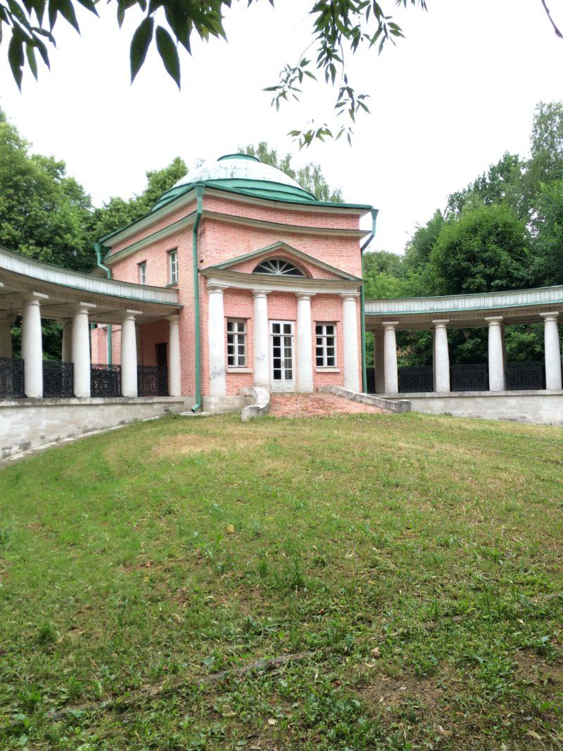 Загадка павильона Птичник усадьбы Кузьминки
