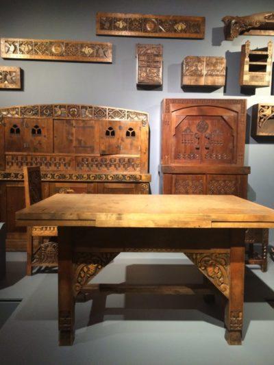 Выставка Русский стиль в Музее прикладного искусства