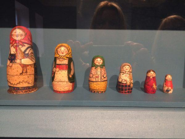 """Выставка """"Русский стиль. От историзма к модерну"""" в Музее декоративно-прикладного искусства. Виртуальный тур, ч. 2"""
