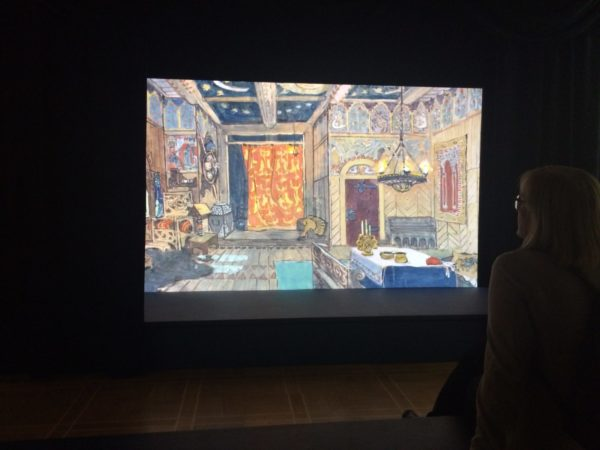 """Выставка """"Русский стиль. От историзма к модерну"""" в Музее декоративно-прикладного искусства"""