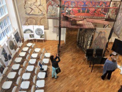 Дом музей Веры Мухиной