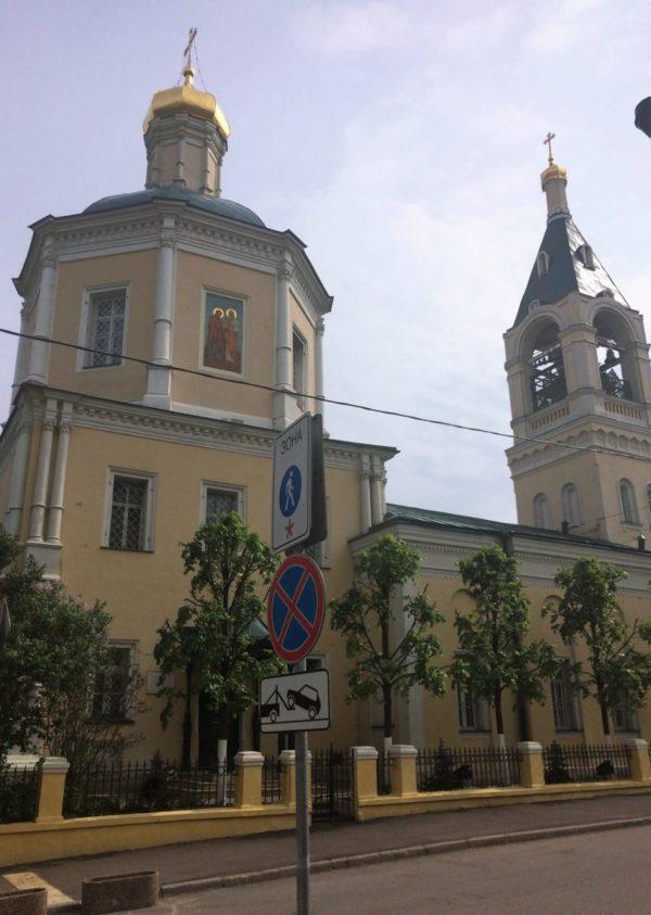 Церковь Ильи Обыденного: храм, которому повезло