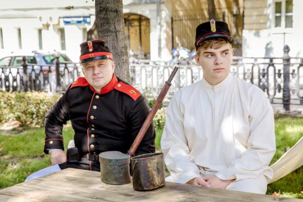 Исторический фестиваль «Времена и эпохи» в Москве 7-16 июня 2019 года