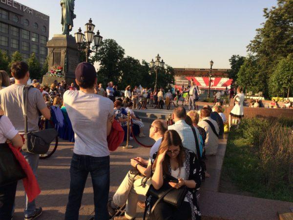 Расписание бесплатных городских экскурсий от «Московских сезонов» на июнь 2019 года