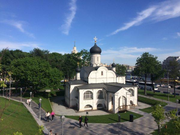Малиновый звон: учимся читать звуки московских колоколов