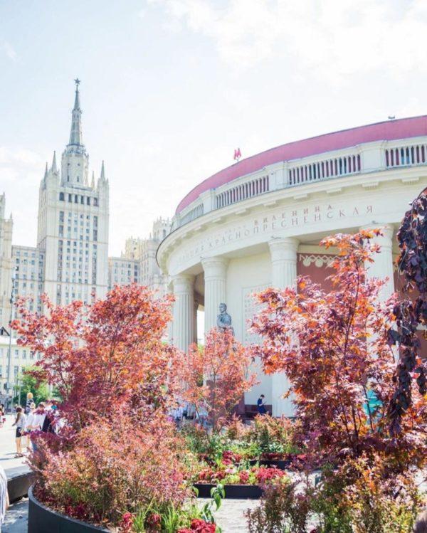 """Фестиваль ландшафтного искусства """"Цветочный джем-2019"""""""