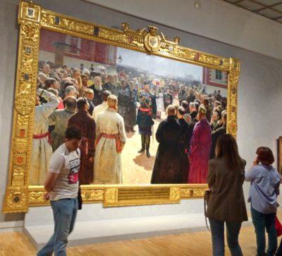 Выставка_картин_Ильи_Репина