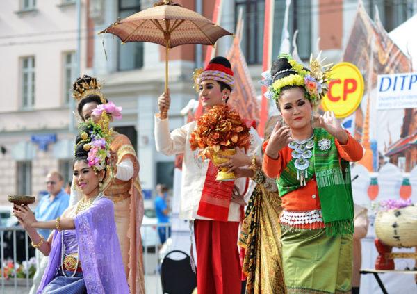 Тайский фестиваль в Москве-2019