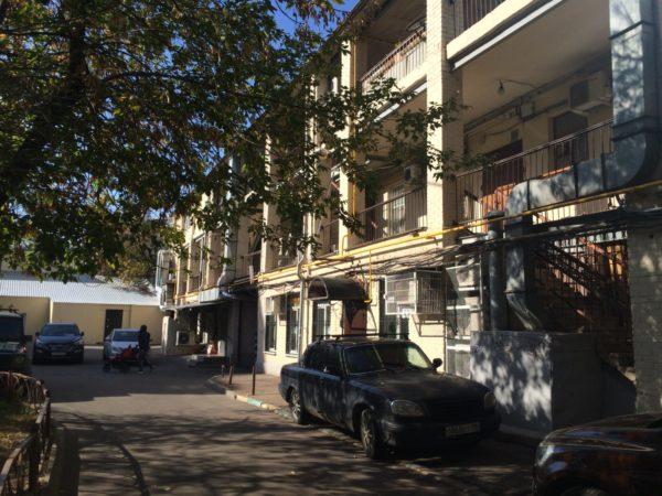 """Последний из могикан: Дом с """"галдарейками"""" на Покровке"""