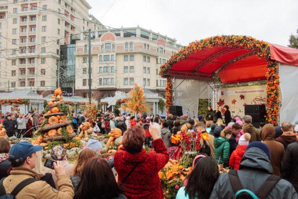 """10 причин посетить фестиваль """"Золотая осень-2019"""" в Москве"""