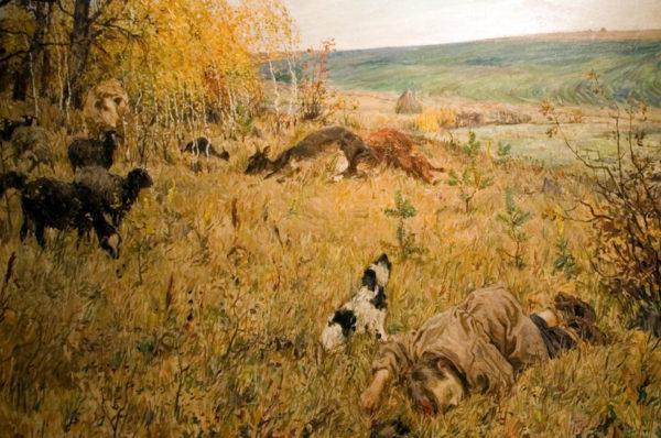 Выставка «Память поколений: Великая Отечественная война в изобразительном искусстве» в Манеже