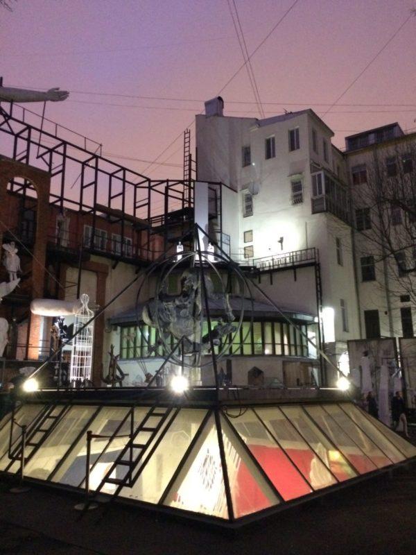 «Дом Бурганова» в Москве: музей русского сюрреализма