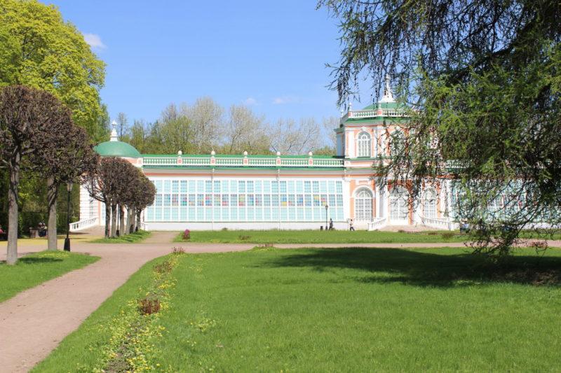 Бесплатный вход в усадьбу Кусково